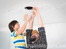 Замена LED ламп