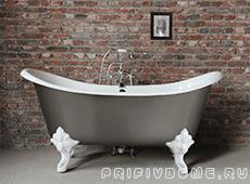 Установка чугунной ванны - Профи в доме!